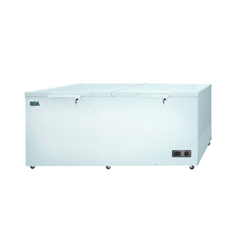 RSA Chest Freezer CF-1200 [1050 L] - Putih [JABODETABEK ONLY]