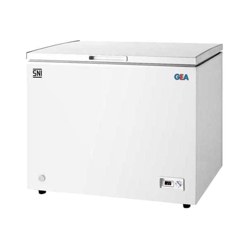 GEA AB-226 Chest Freezer [200L] - Putih