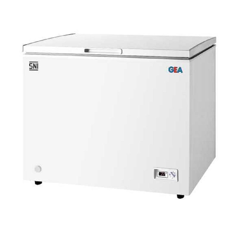 GEA AB-316 Chest Freezer - Putih