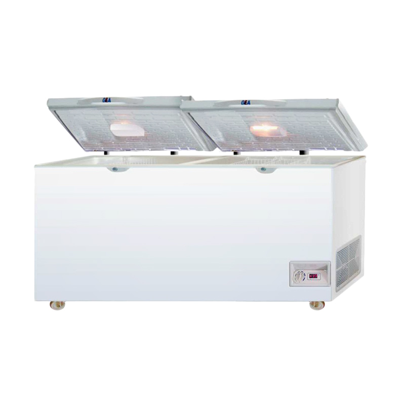Gea Ab-900-T-X Chest Freezer - Putih