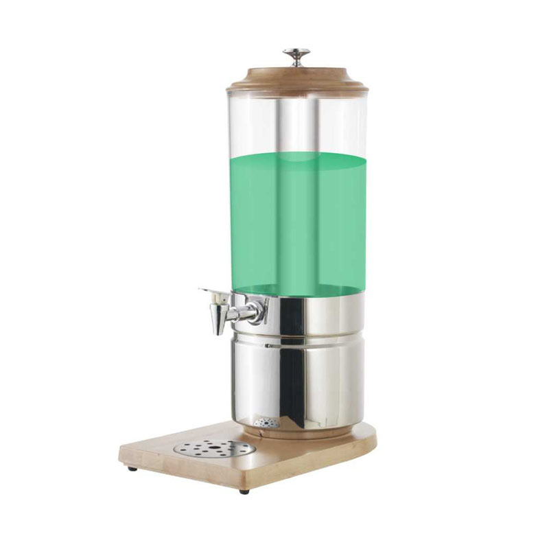 GEA At-90315 Juice Dispenser with Beech Wood