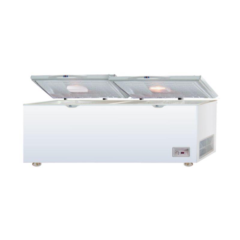 GEA AB-900-TX Putih Chest Freezer [865 L / Khusus Jabodetabek]