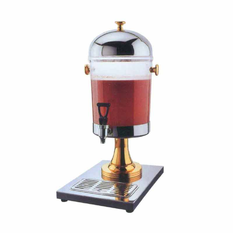 GEA TMGD-01 Juice Dispenser with Beech Wood