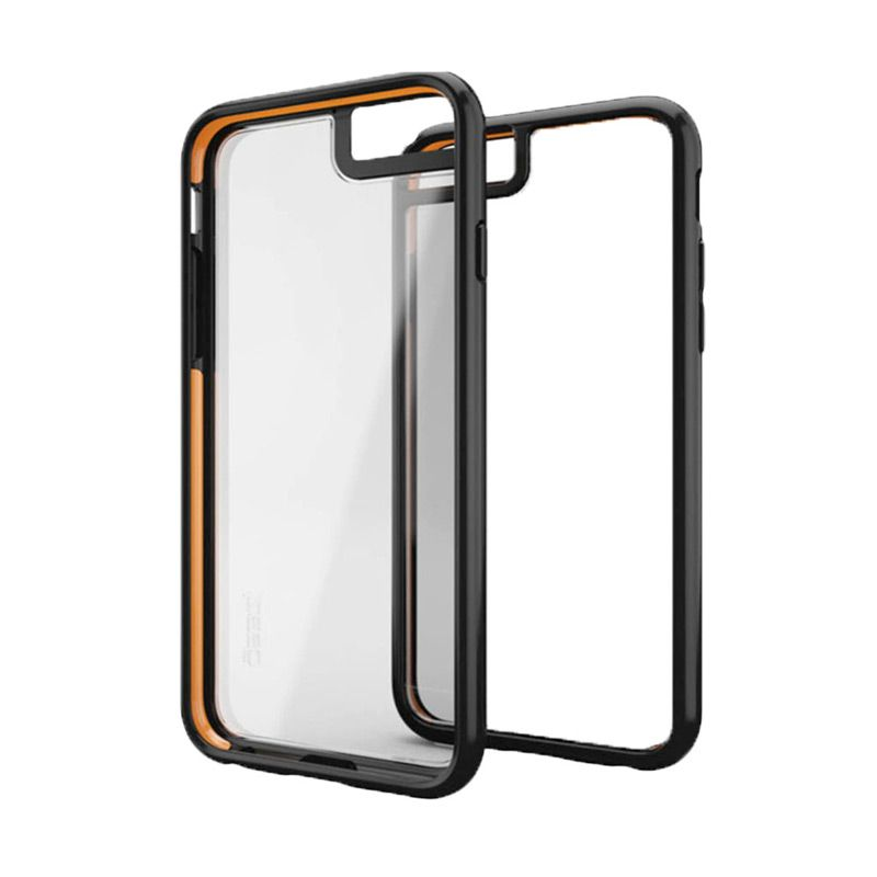Gear4 IceBox Edge Black Casing for iPhone 6s