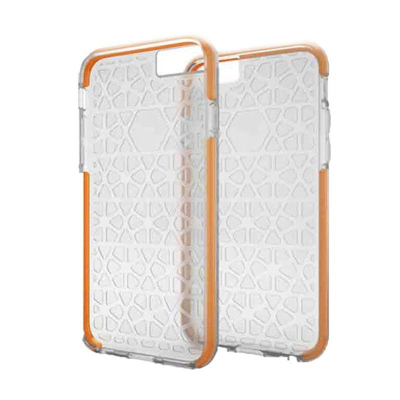 Gear4 JumpSuit Clear Bumper Case for iPhone 6s