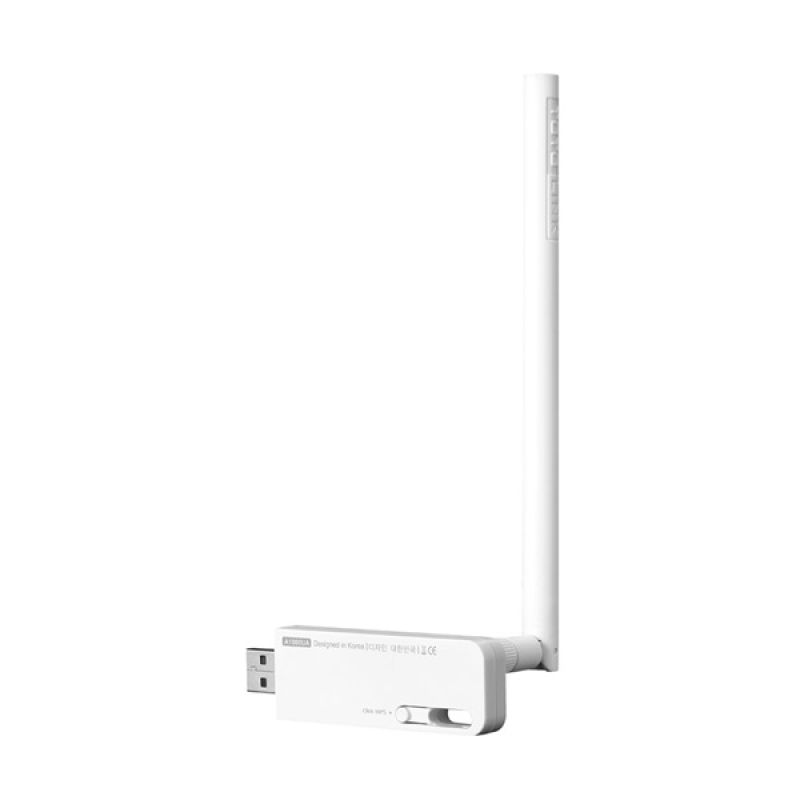 TOTOLINK A1000UA Super Speed AC 600Mbps Wireless Dual Band USB Adapter with 1*5dBi High Gain Antenna
