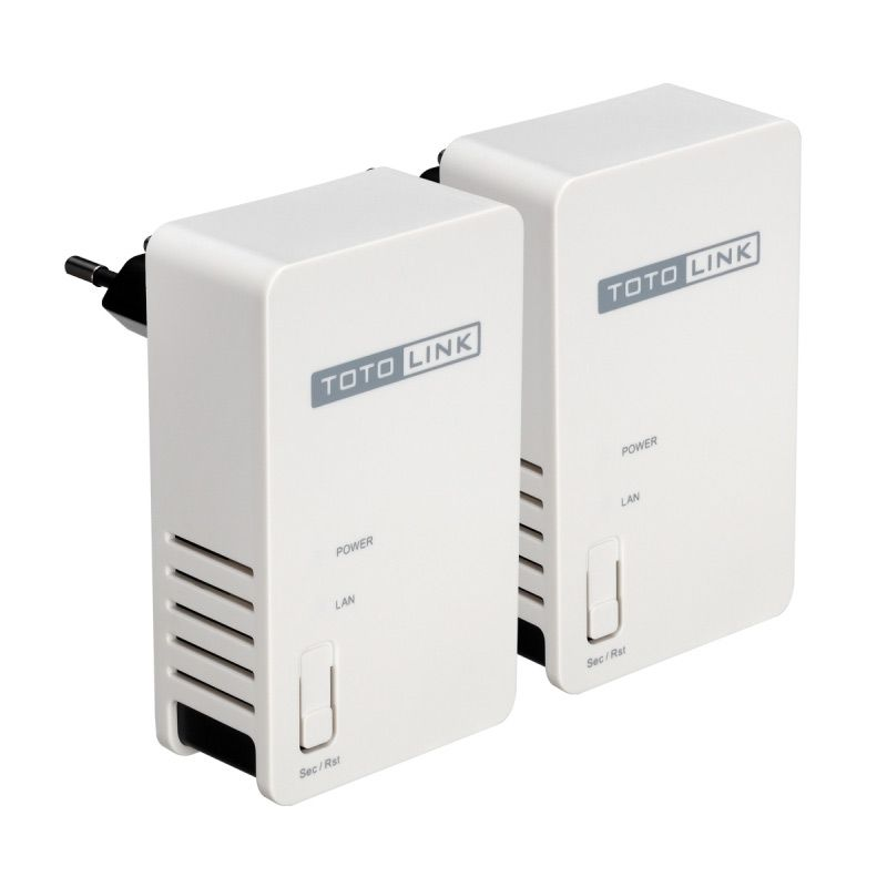 TOTOLINK PL200 KIT 200Mbps Powerline Adapter (twins package)