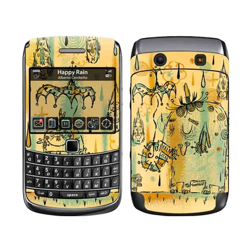 Gelaskins Happy Rain Onyx 9700
