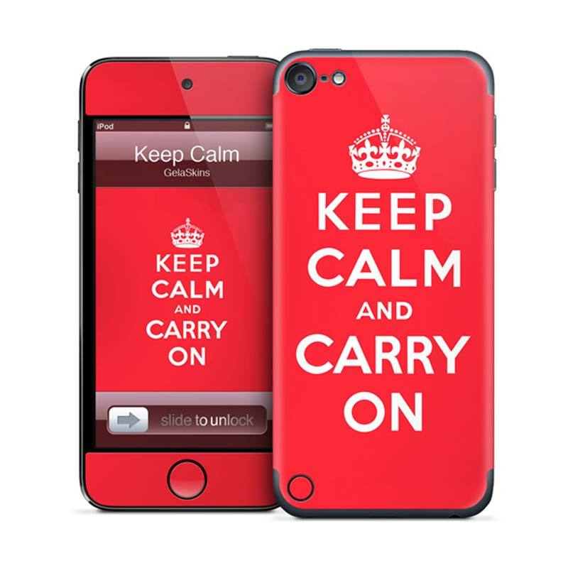 Gelaskins Keep Calm iPod Touch 5