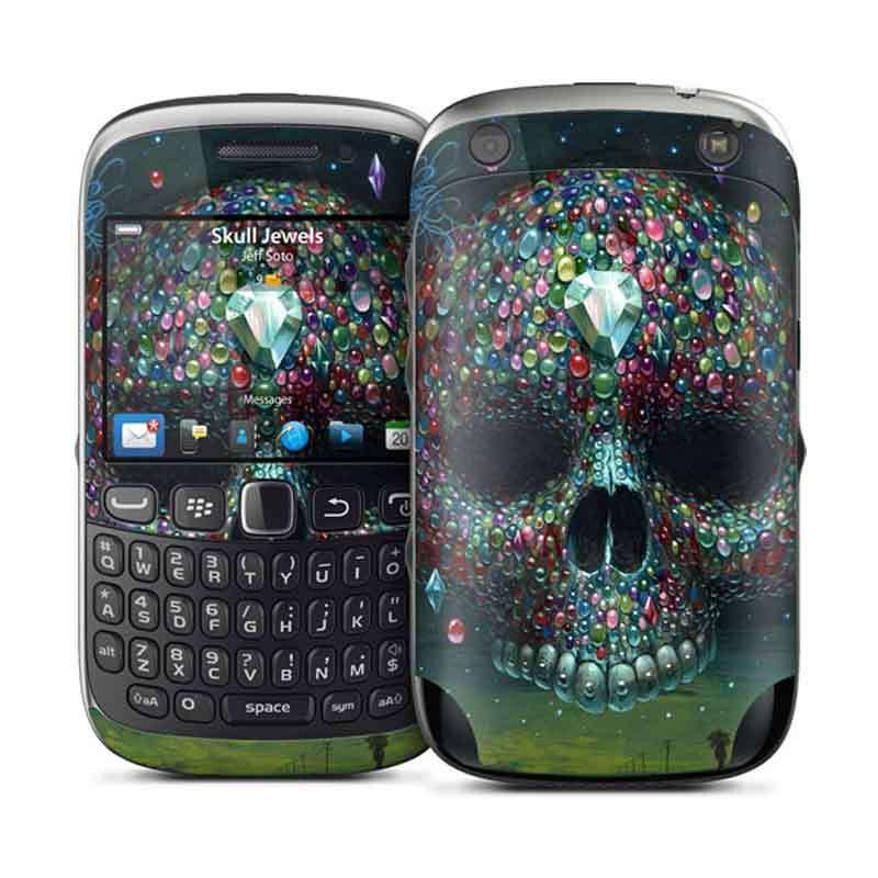 Gelaskins Skull Jewels Armstrong 9320