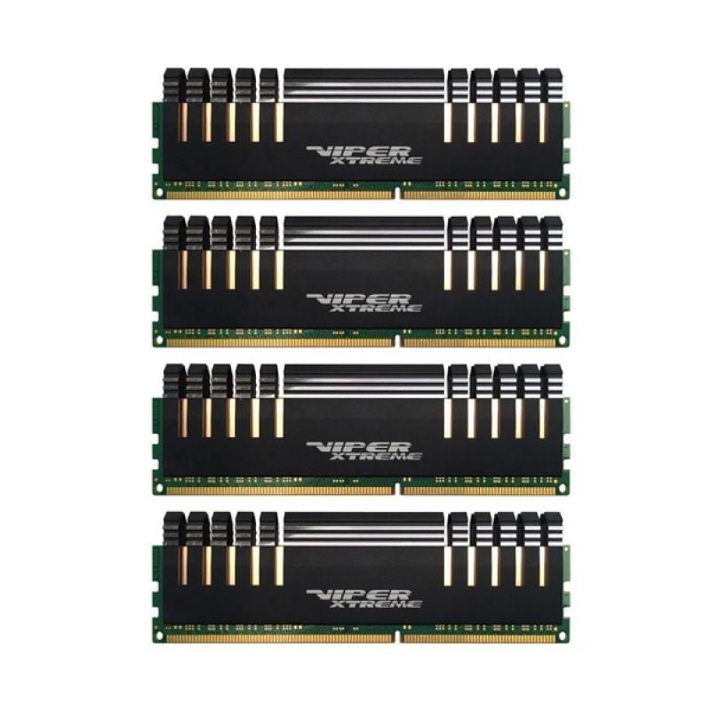 Patriot DDR4 PX432G240C5QK Memory [32GB - 4 x 8GB]