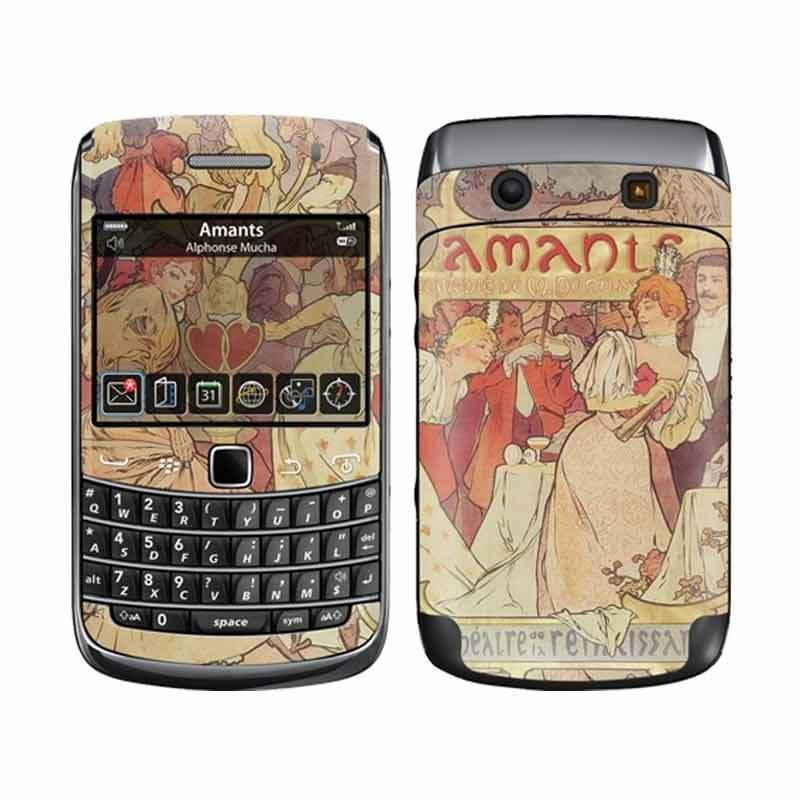 Gelaskins Amants Onyx 9700