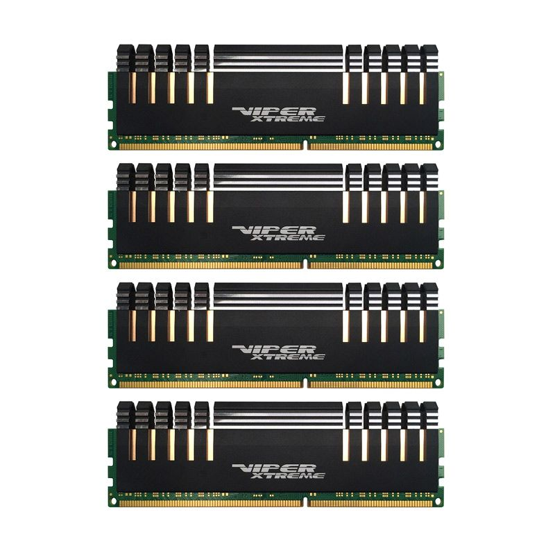 Patriot Memory DDR4 32 GB PX432G240C5QK Komponen [4 x 8 GB]