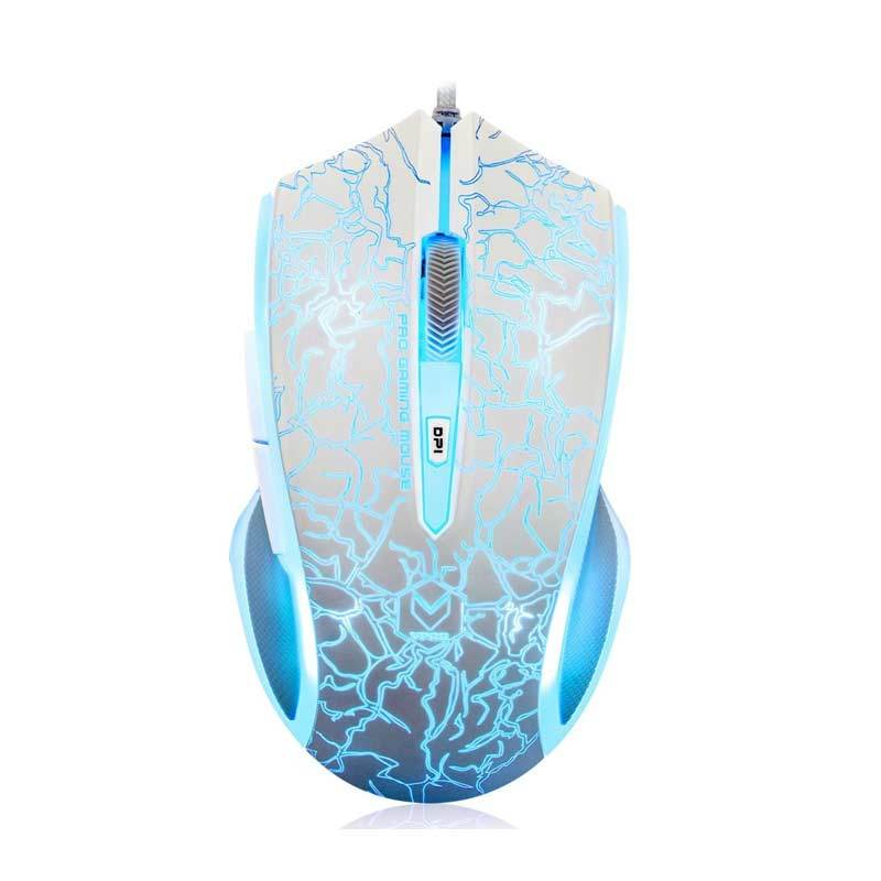 RAPOO VPRO V20 Lightning White Gaming Mouse