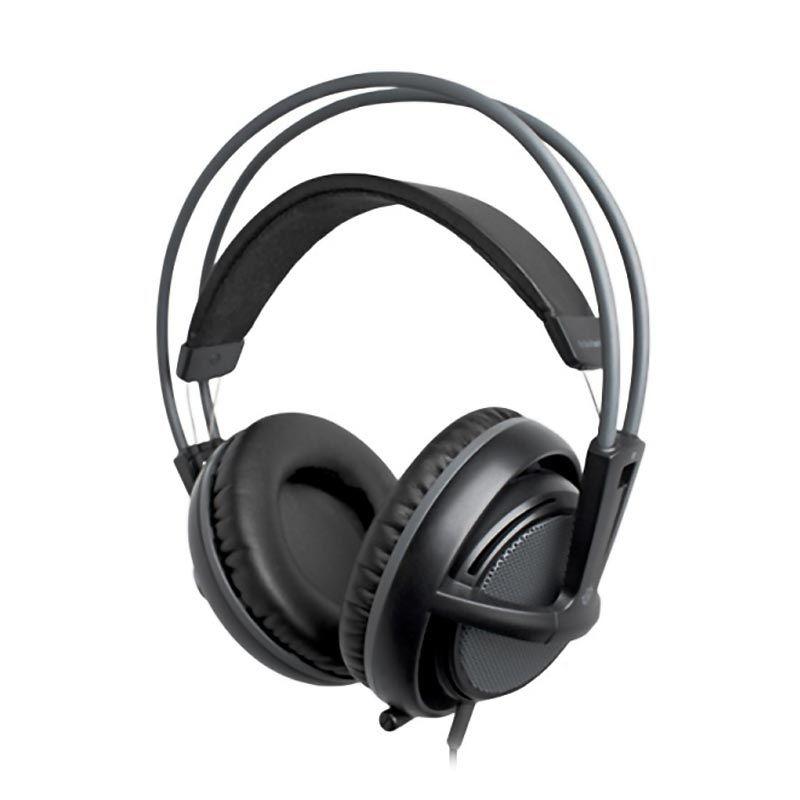 Steelseries Headset Siberia Full Size V2 Cross Platform PS3 Hitam