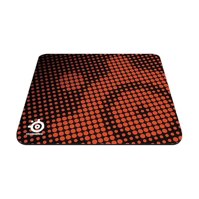 SteelSeries Mouse Pad QCK Heat Orange