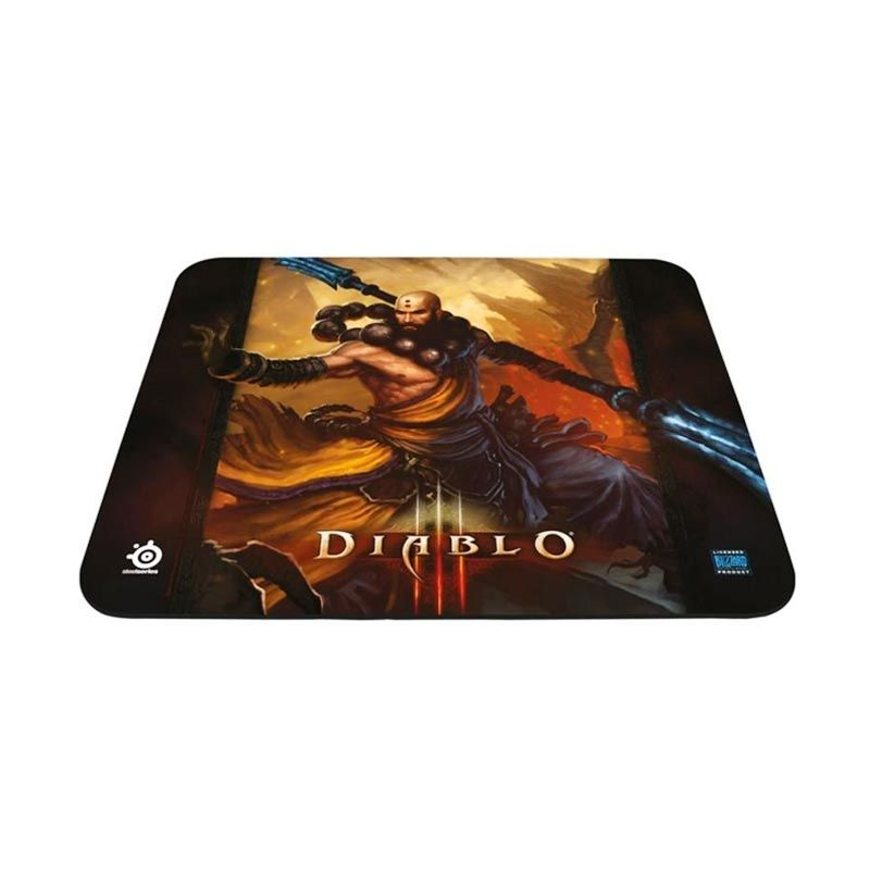 Steelseries Mousepad QCK Diablo 3 Monk Edition