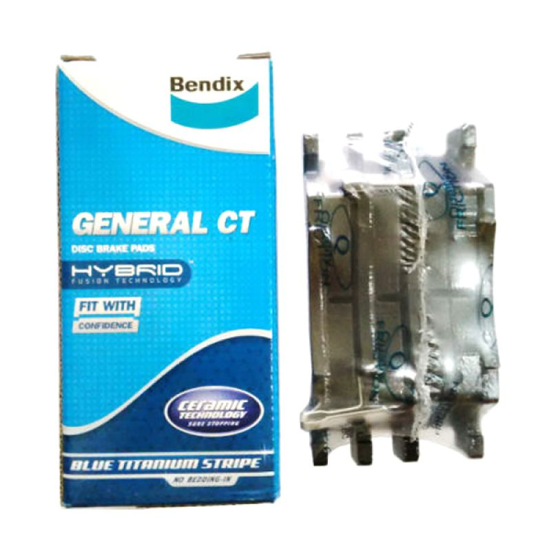 BENDIX DB1460 Kampas Rem Depan for Avanza/Xenia/Rush/Terios