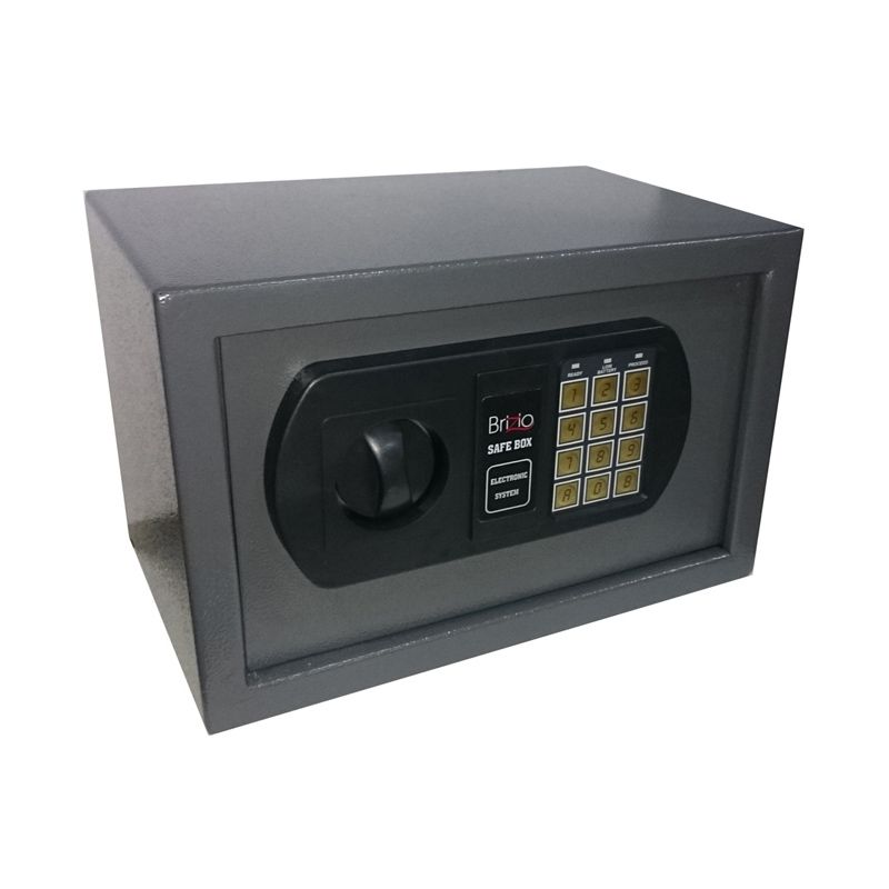 Brizio T-20 ED Mid Grey Safety Box
