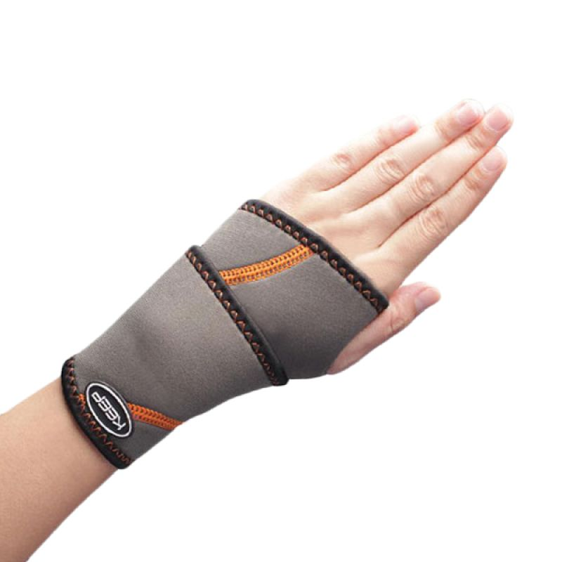 Keep LS 5632 Wrist Support Grey Alat Pelindung