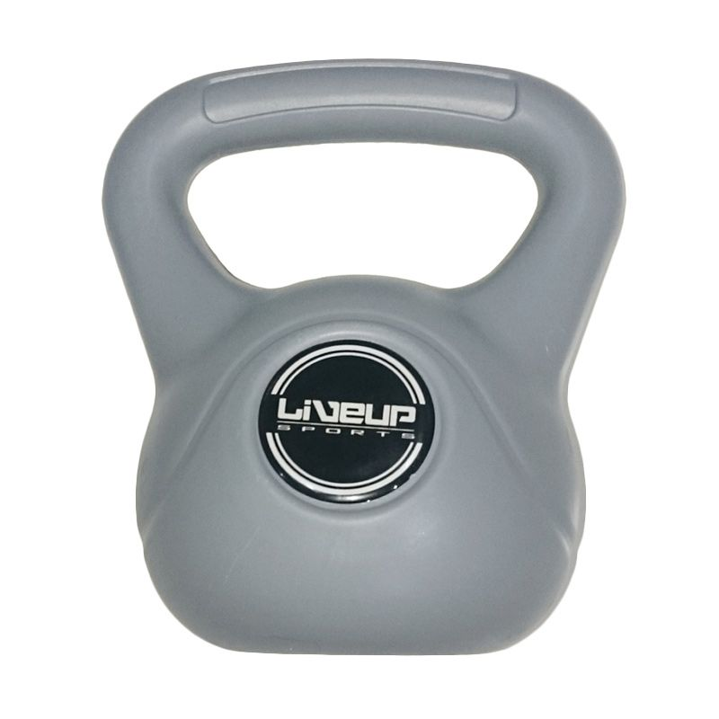 Liveup Sports Kettle Dumbell Alat Fitness [4 kg]