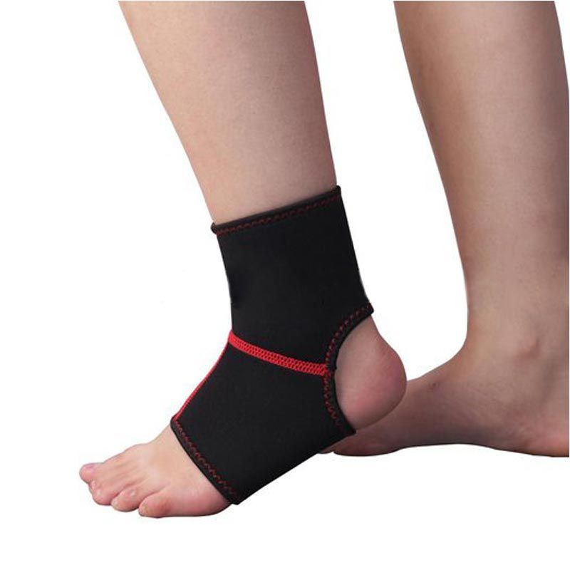 Liveup Sports LS 5624 Ankle Support Alat Pelindung