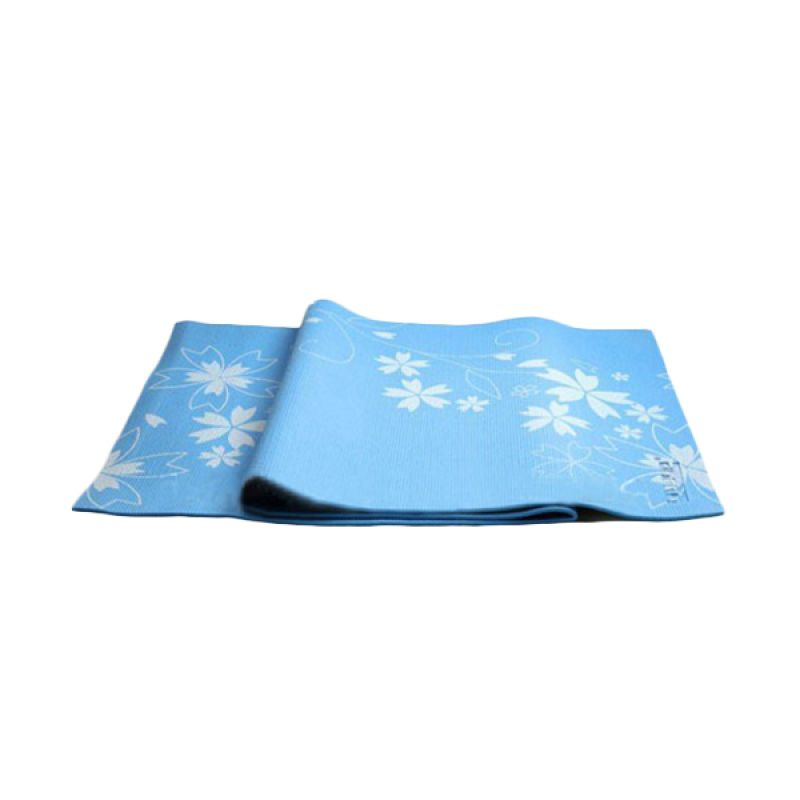 Liveup Sports Yoga Mat Blue