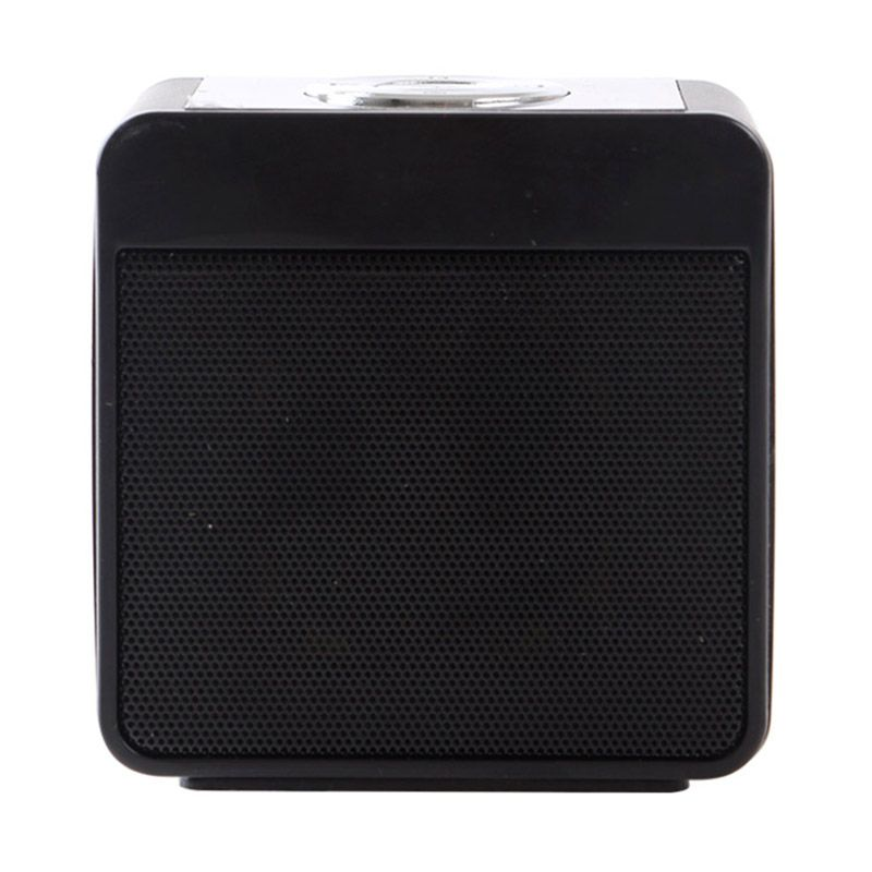 Generic Mini Metal Box HYZ-413 Hitam Speaker Bluetooth
