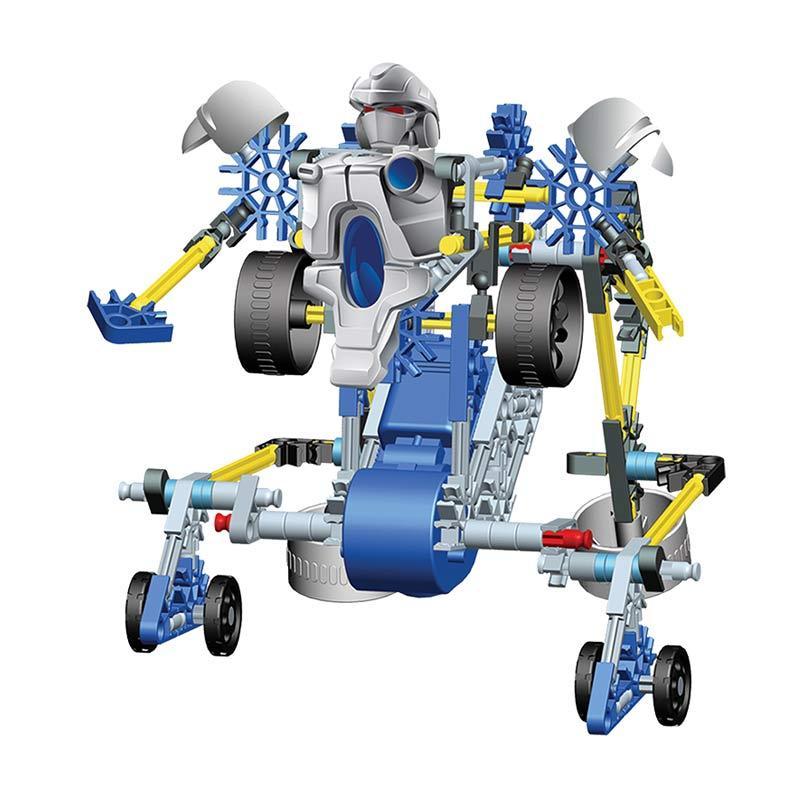Genius Block G9007B Thor Mainan Blok & Puzzle