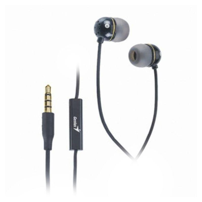 harga Genius HS-M210 Earphone - Hitam Blibli.com