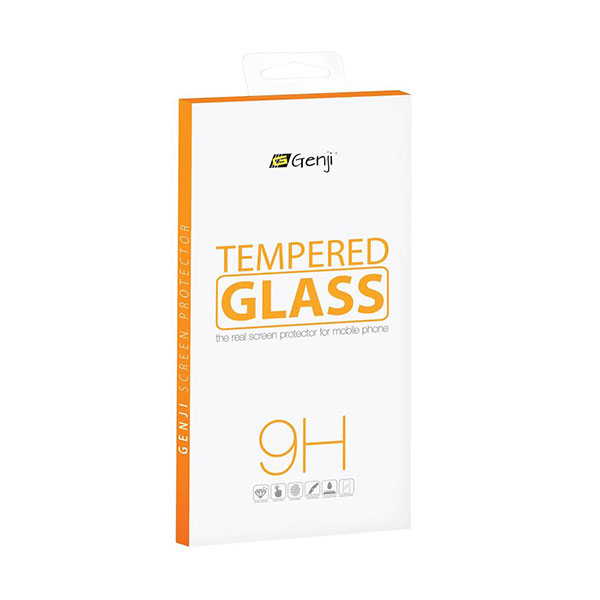 harga Genji Premium Clear Tempered Glass for iPhone 6 or 6S [4.7 Inch] Blibli.com