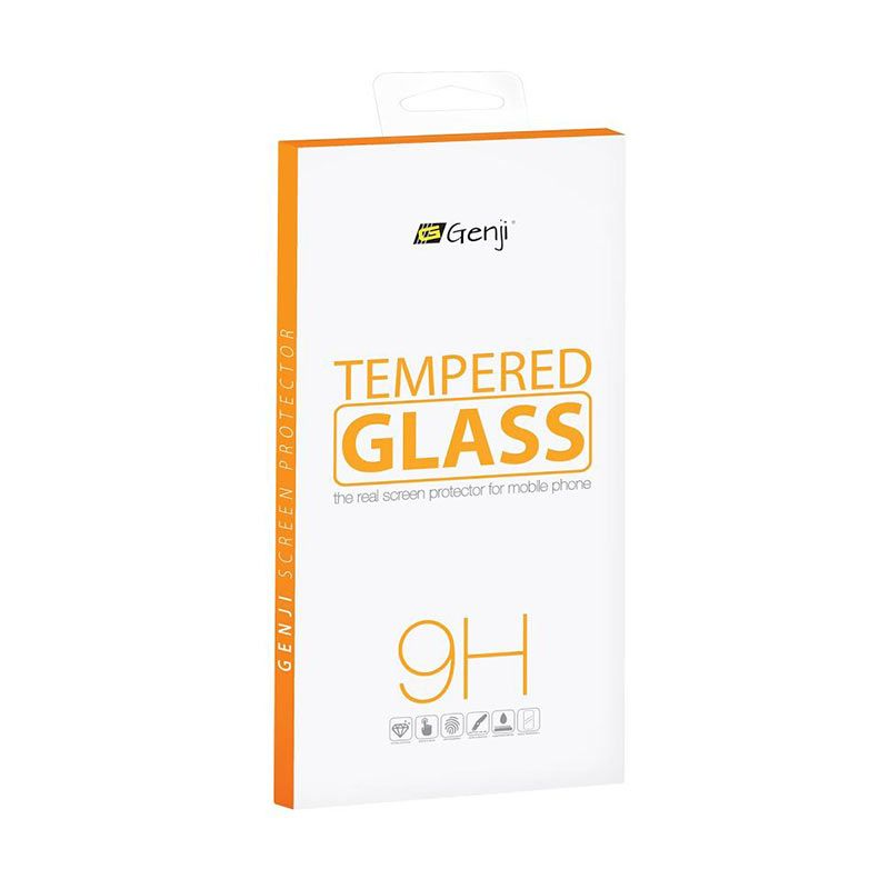 GENJI Tempered Glass Screen protector for Zenfone laser [5 Inch]