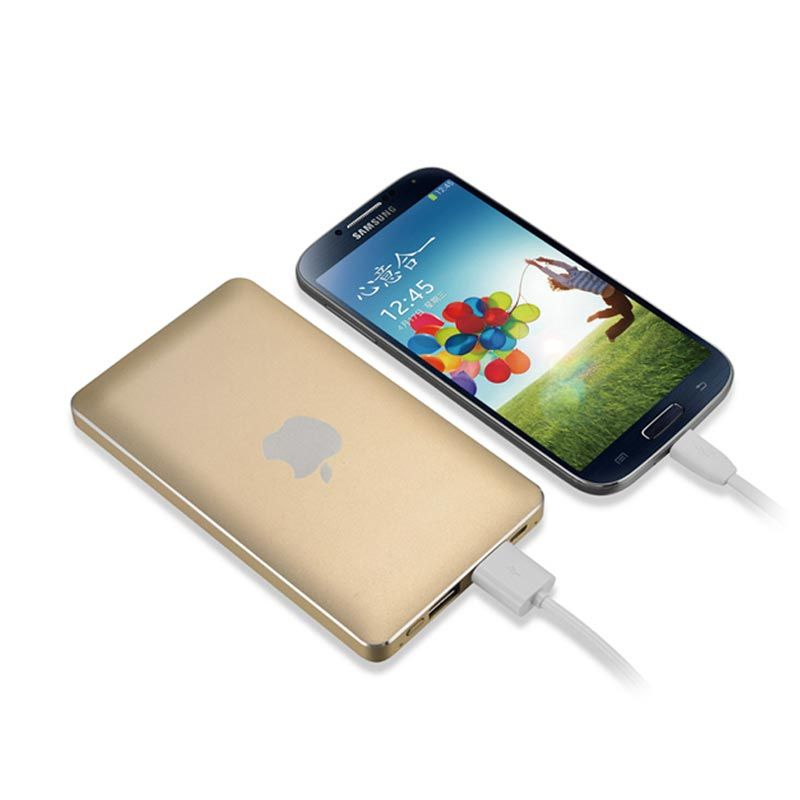 Flux iPower Powerbank 8800 mAh Gold