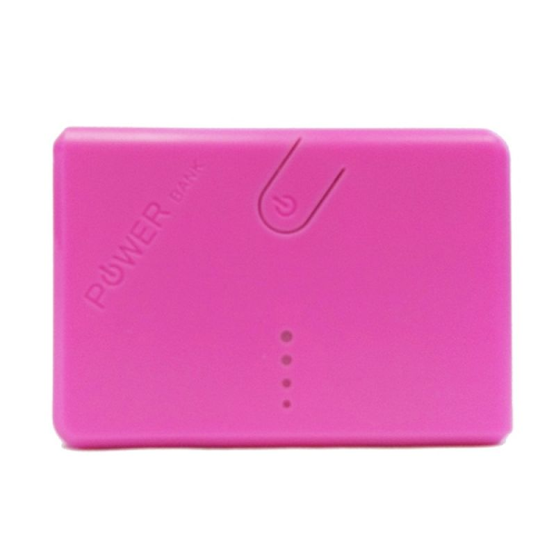 Flux Powerbank 13000mAh Pink