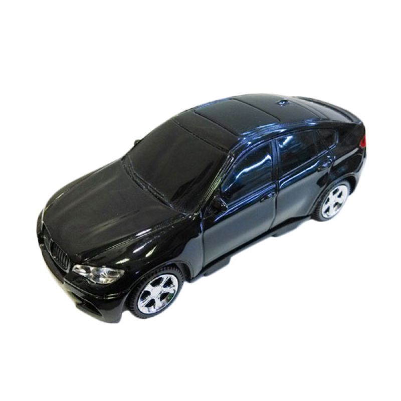 Flux Powerbank Car Shape BMW Model 5600 mAh Hitam
