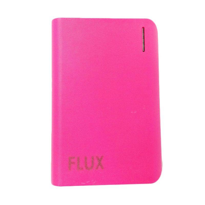 Flux Powerbank Ultima Series 12000 mAh Pink