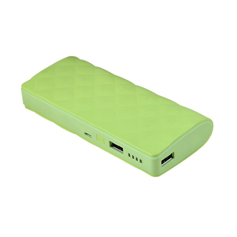 VIPTEK Power Bank 13000mAh Hijau