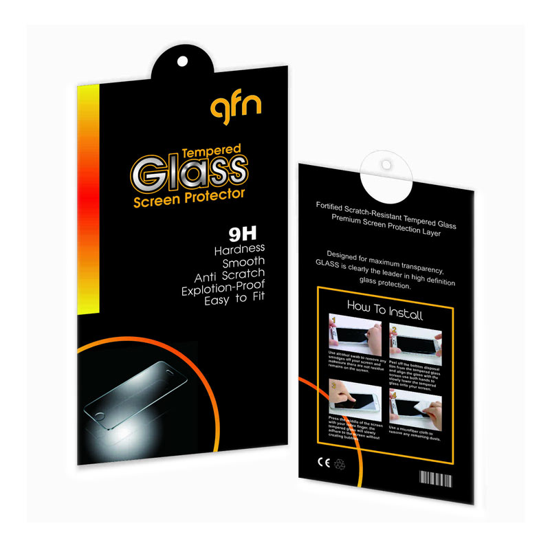 GFN Tempered Glass Screen Protector for Asus Zenfone 2 Laser 5.5
