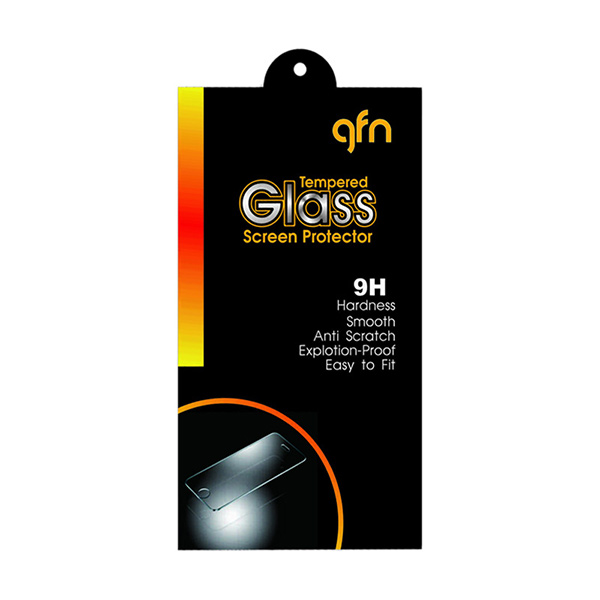 GFN Tempered Glass Screen Protector for Meizu MX4 [0.3mm/ 2.5D Round/ Anti Gores]