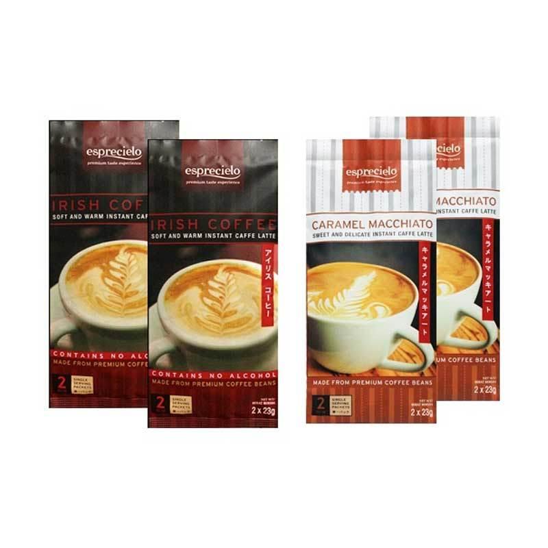 Esprecielo Coffee Latte 4 pcs