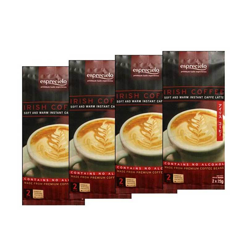Esprecielo Latte Irish Coffee 4 pcs