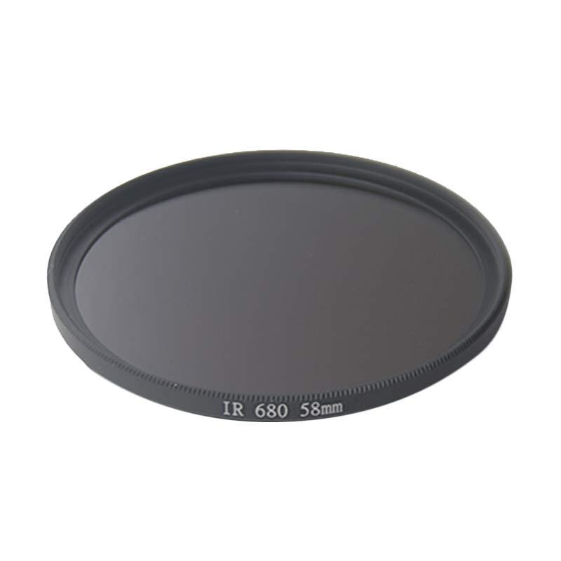 Optic Pro 680NM 58mm Filter Lensa