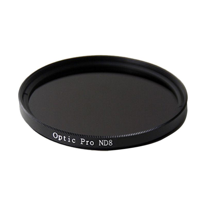 Optic Pro ND08 82mm Filter Lensa
