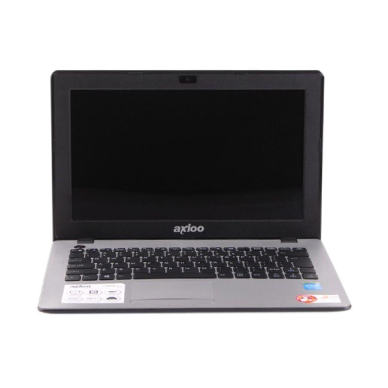 Axioo TNN C 825 Silver Notebook [Quadcore N2920/14