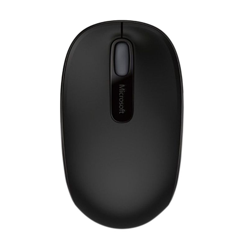 Microsoft 1850 Black Wireless Mouse