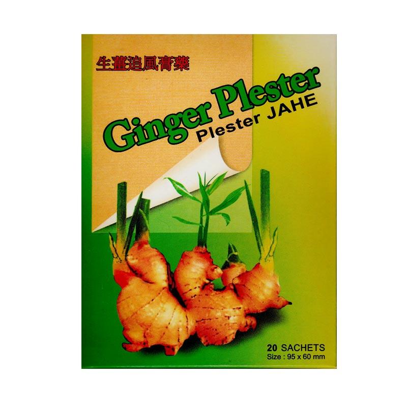 Ginger Plaster Koyo Jahe