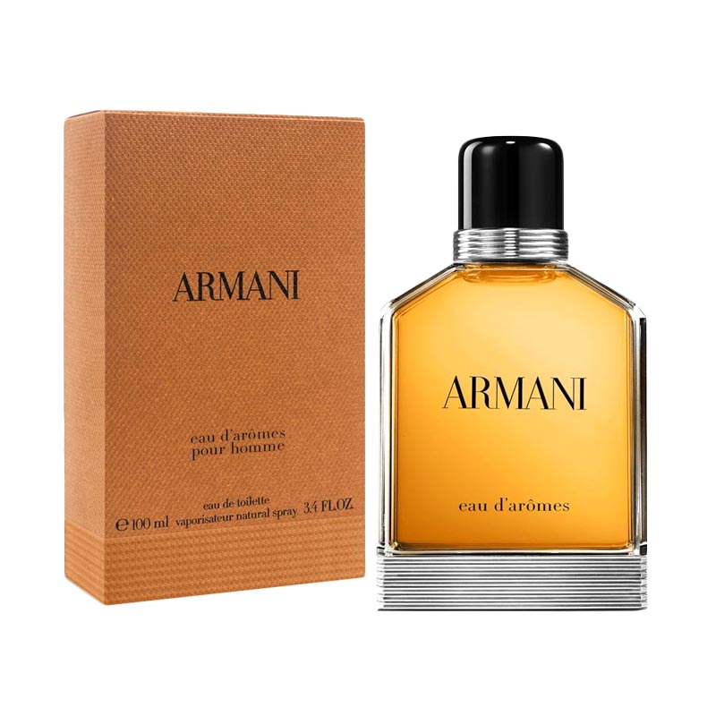 Giorgio Armani Eau d'Aromes for Men EDT Parfum 100 mL
