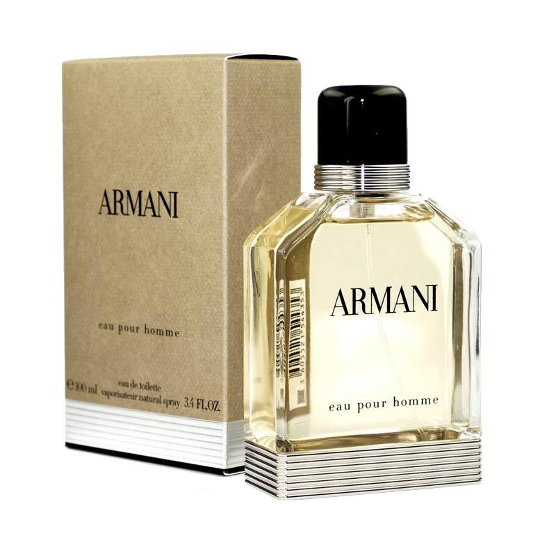 Giorgio Armani Eau Pour Homme Eau de Toilette [100 mL]