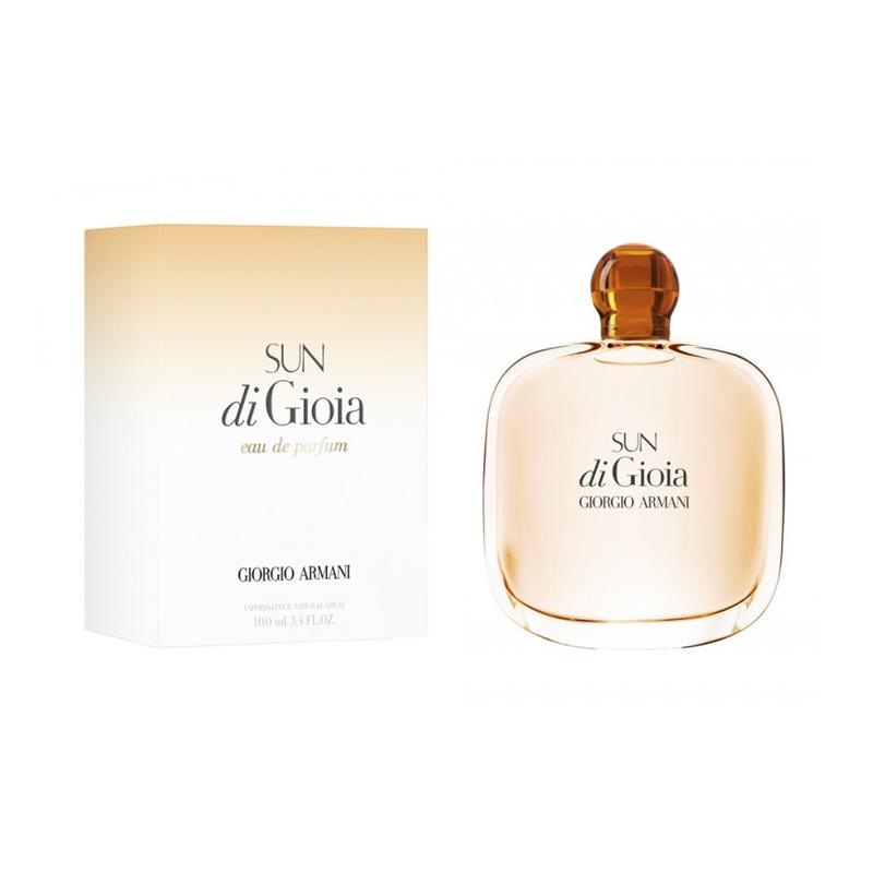 Giorgio Armani Sun di Gioia Parfum EDP Wanita [100 mL]