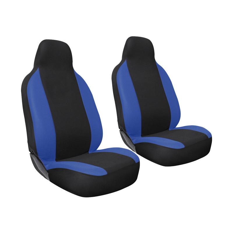 GL Ferari Sarung Jok Mobil Untuk Daihatsu Sigra - Black Blue
